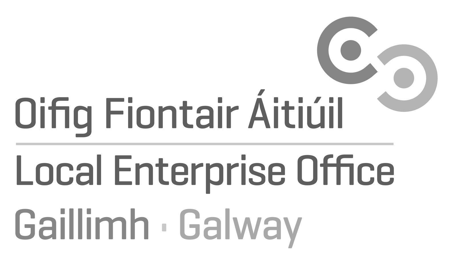Galway Leo Logo Bw